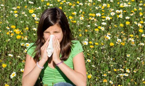 Nasal Allergy Symptoms
